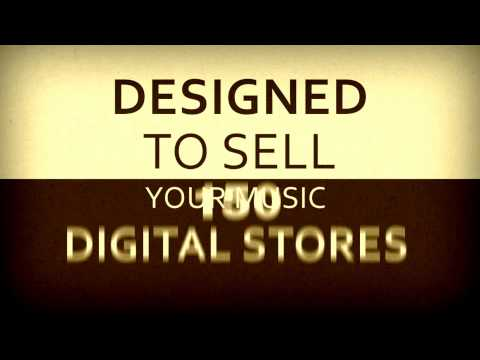 Sell Your Music Online on BornAMusician.com - Digital Distribution