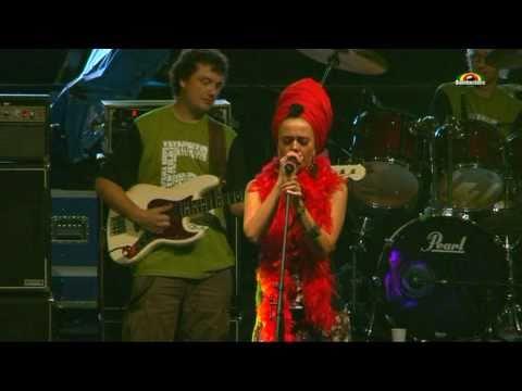 """RAGANA - """" Barrel Of A Gun""""  Live @ OSTRÓDA REGGAE FESTIVAL 2010"""