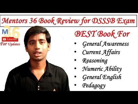 Best Books to prepare DSSSB Teaching Exam and SSC | General awareness | Pedagogy | Reasoning | Maths