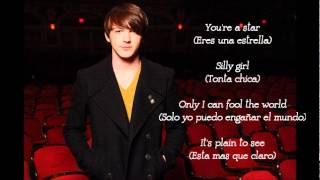 Drake Bell - I Know Lyric/Letra Ingles/Español