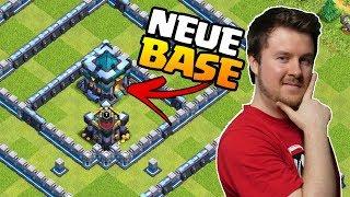 NEUE ANTI 2 Sterne Base | Box Basen sind wieder zurück ? | Clash of Clans deutsch