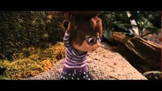 Элвин и бурундуки 3 Русский трейлер 2012