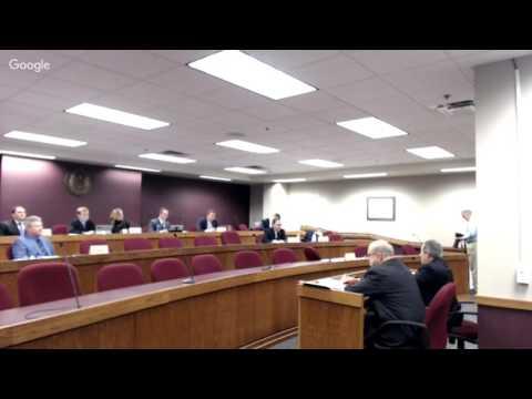 1/30/17 House Committee on Economic Development
