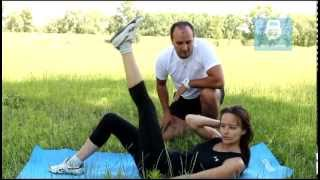 Как накачать пресс. Накачать пресс в домашних условиях. Abs Workout(В этом видео я покажу, как быстро накачать пресс в домашних условиях. Подписывайся на канал: http://www.youtube.com/user/S..., 2013-06-19T17:40:20.000Z)