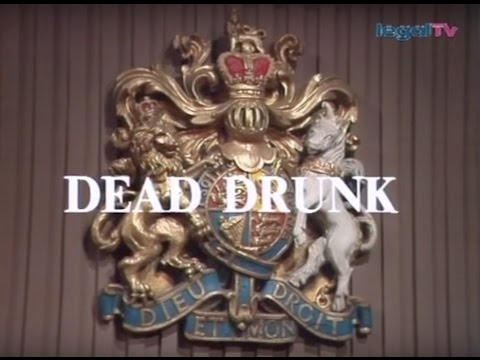 Crown Court - Dead Drunk (1975)