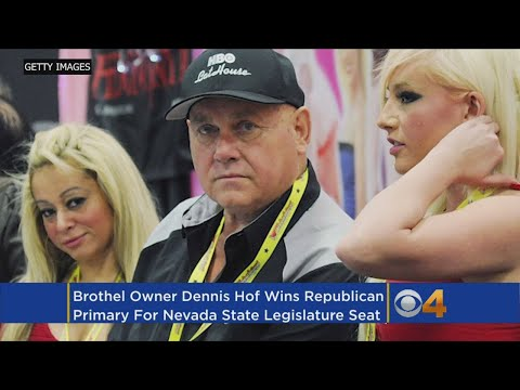 Brothel Owner Dennis Hof Wins Republican Primary