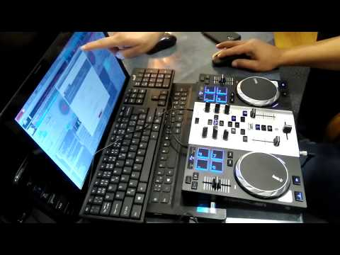 Hecules dj control Air with virtual dj 8 mixing Best House Music 2017 Mix Dj Mel001 2017