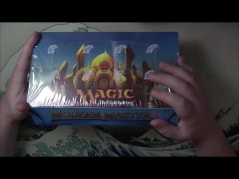 MTG - Modern Masters 2013 Box 1? - Living the Dream?