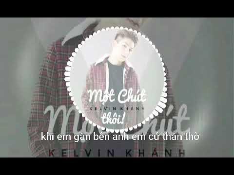 Một Chút Thôi [BEAT TÁCH] | Kelvin Khánh