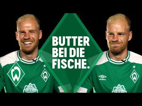 Davy Klaassen - Butter bei die Fische | SV Werder Bremen