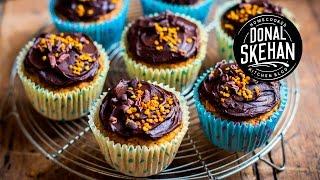 Chocolate Glazed Juicer Muffins!