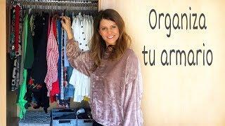 Cómo organizo e ilumino mi armario /Hago lo contrario que el método Konmari