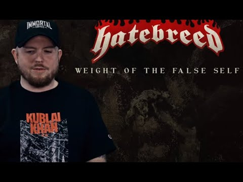 Hatebreed released trailer for new album Weight Of The False Self + Jasta's Supergroup!