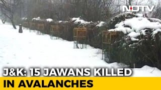 Avalanche: Number Of Deaths In Jammu And Kashmir's Gurez Rise To 15
