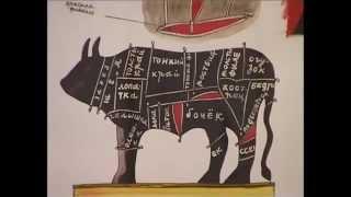 """Телепередача """"Арсенал современного искусства"""". Животные. 2002 г."""