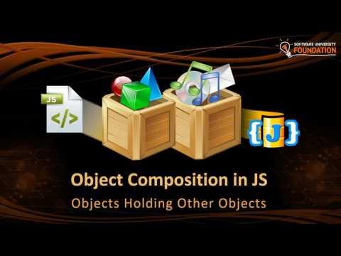 JS Advanced - Object Composition - октомври 2016 - Светлин Наков