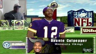 NFL QB CLUB 2002 - QB CHALLENGE - FACE CAM