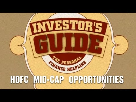 Investor's Guide - HDFC Mid-Cap Opportunities