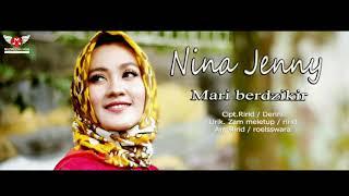 Nina jenny  lirik 'Mari berdzikir'  ( MUSIK DUA KARYA) #music