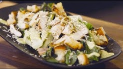Grilled Chicken Caesar Salad - Grill This with Nathan Lippy