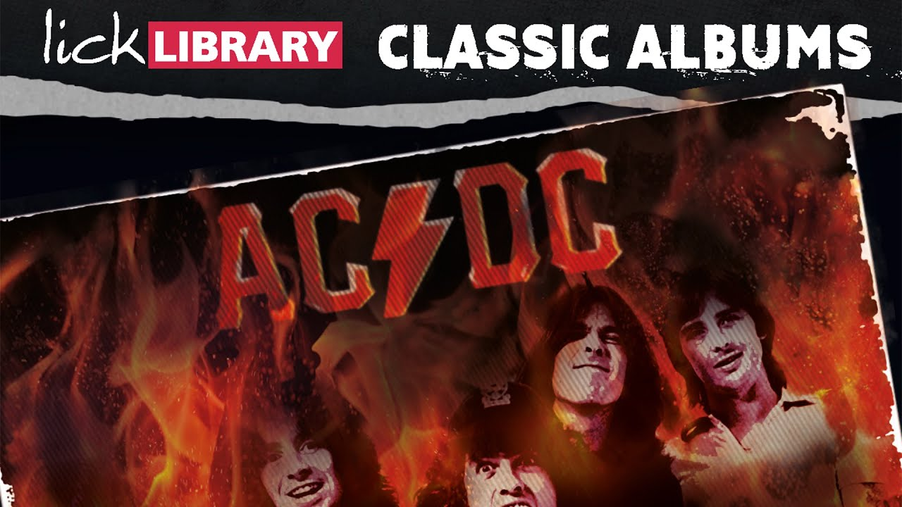 ACDC | Highway To Hell | Complete Guitar Lessons course ...