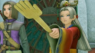 Dragon Quest XI: Master Pang Spanked Rab 10,000 Times...
