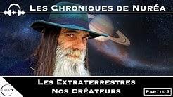 « Les Extraterrestres Nos Créateurs » de Colin Chabot (Partie 3) - NURÉA TV