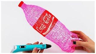 видео Ручка, способная рисовать цветом любого предмета