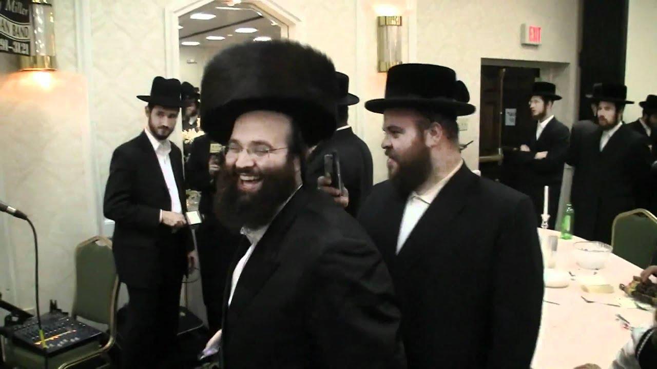 Gershy Moscowitz Shloime Taussig And Shragy Gestetner Videoing Yisroel Werdyger Very Funny!