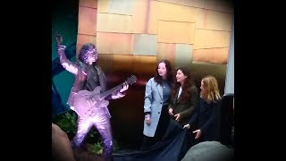 Chris Cornell Statue Unveil Event Live at MoPop Seattle October 2018