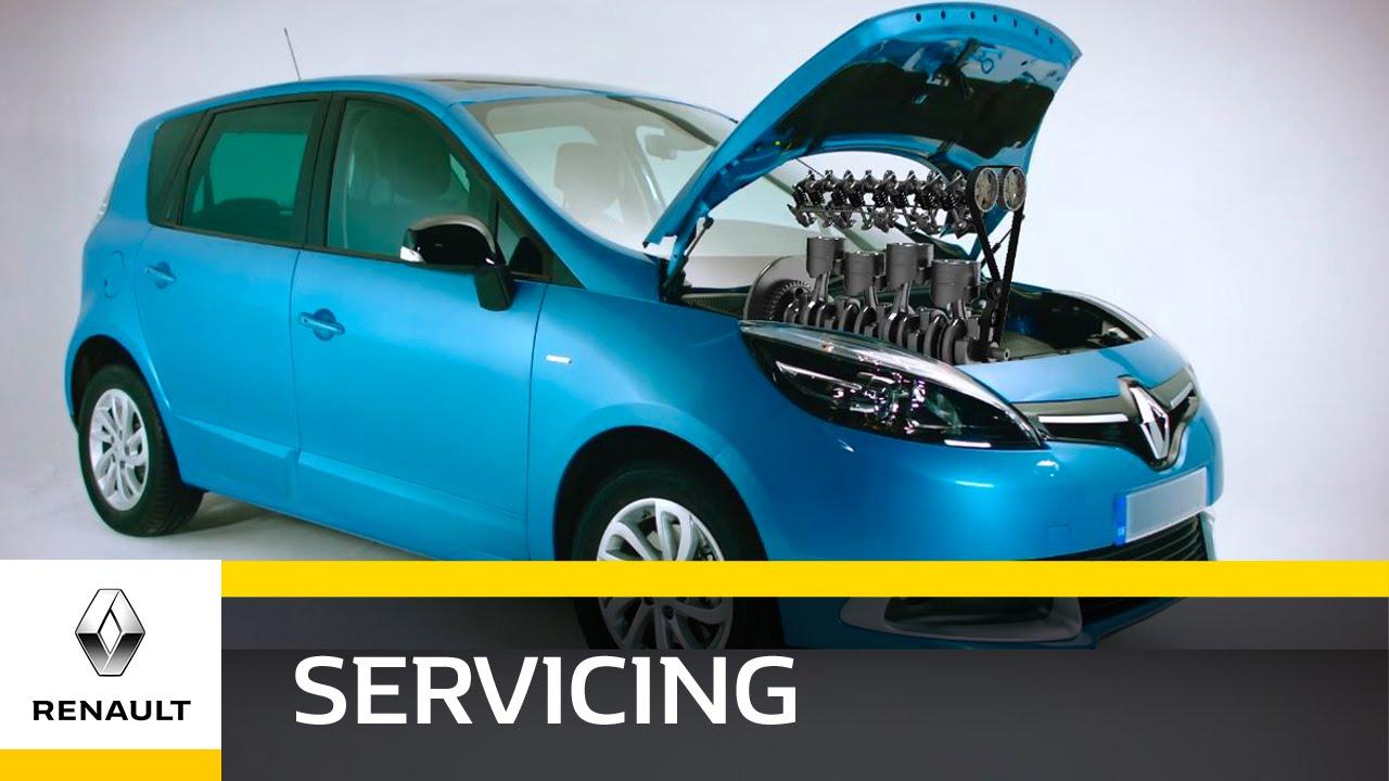 Cambelt | Service & maintenance | Services | Renault UK