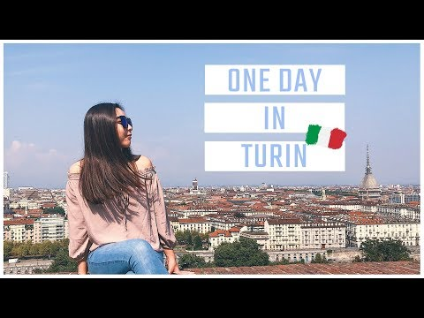 Turin   ITALY ONE DAY TRIP