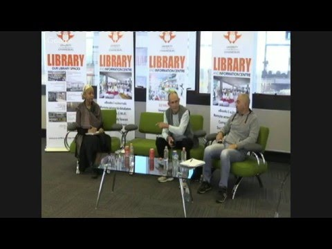 University of Johannesburg Library Book discussion: Bless Me Father by Marion d' Offizi