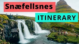 Snaefellsnes Peninsula Travel Guide: 10 MUST SEE Places