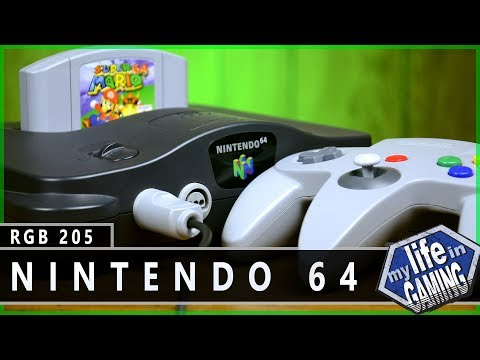 RGB205 :: Getting the Best Picture from your Nintendo 64 - MY LIFE IN GAMING