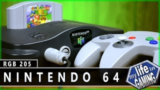 RGB205 :: Getting the Best Picture from your Nintendo 64 / MY LIFE IN GAMING