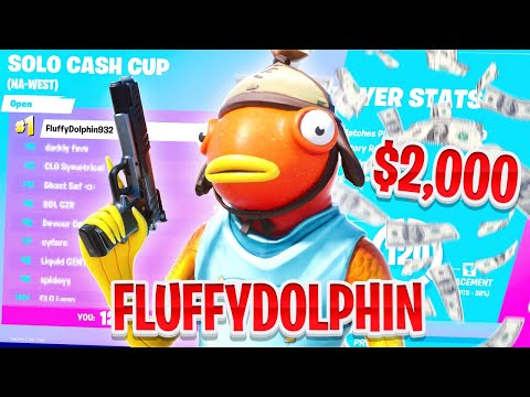 How *FluffyDolphin923* Won $2,000 BACK TO BACK!