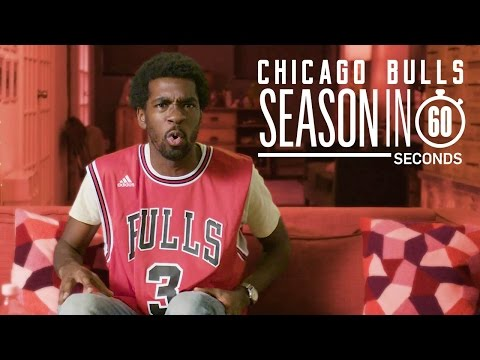 Chicago Bulls Fans | Season in 60 Seconds