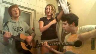 tigers jaw cover between your band and the other band