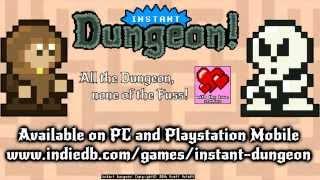 Instant Dungeon! Trailer