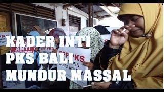 DPTW PKS Bali Dipecat DPP, Pengurus Dan Kader Inti Rame-Rame Mengundurkan Diri