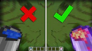 15 Minecraft Lifehacks and Tips to Save Time