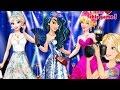 Princesses Celebrity Life - Elsa, Cinderella, Jasmine Disney Princess dress up games for girls