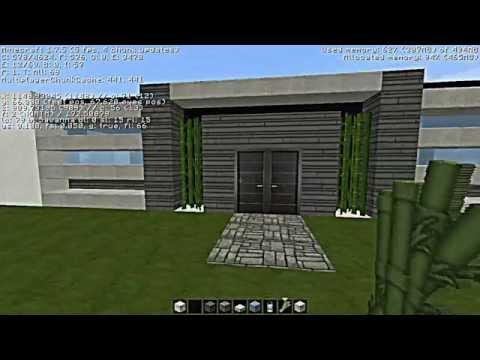 Let's Build a City EP 1 Modern House