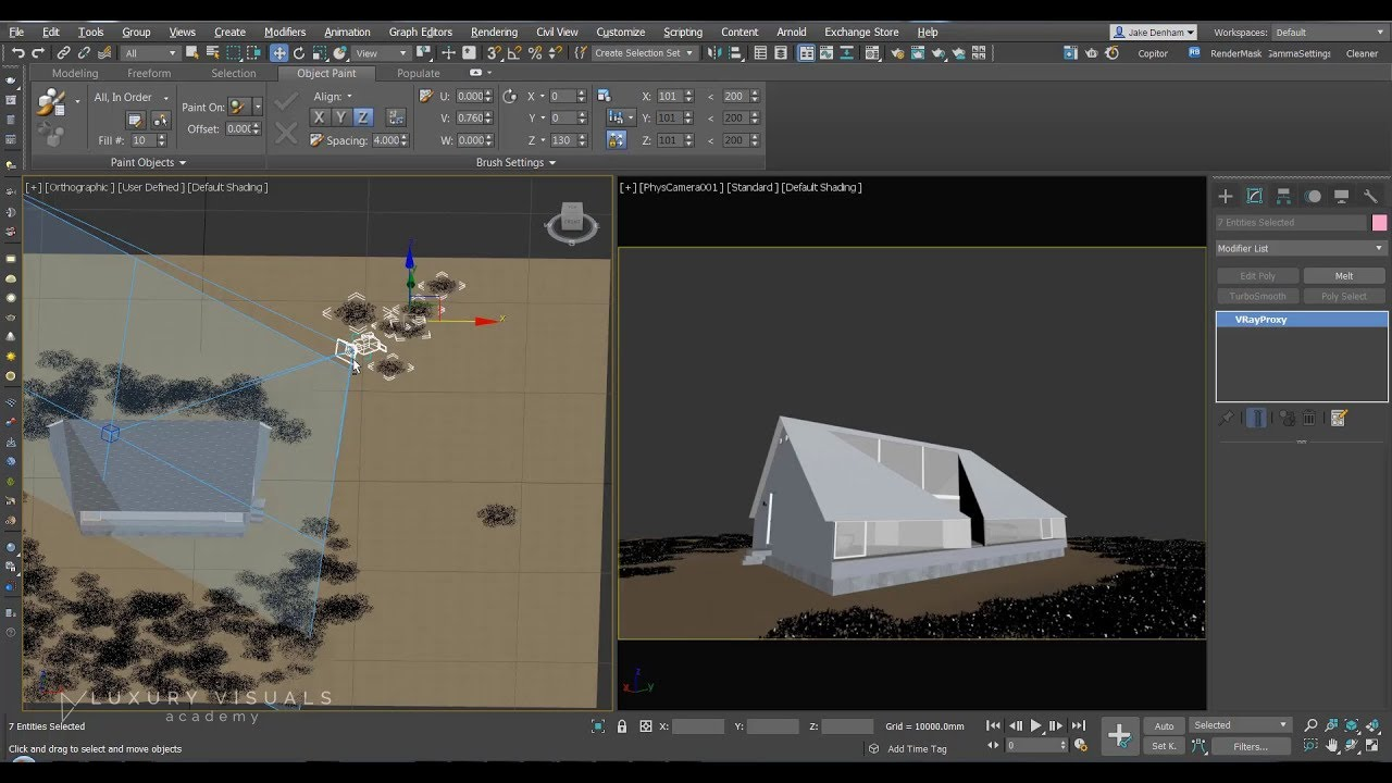 3ds Max + Vray Exterior Visualisation: 5 Tips To Create Your