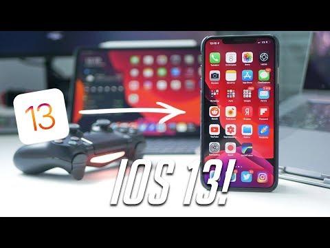 Обзор IOS 13. 22 новые функции IOS 13 — лучший апдейт за годы!