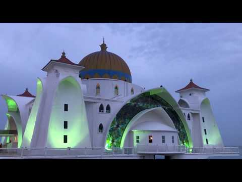 Malaysia / malacca city mosque prayer time