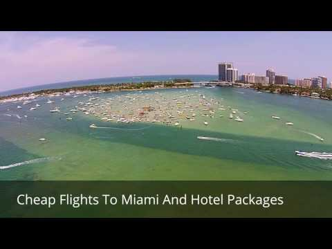 Cheap Flights To Miami And Hotel Packages