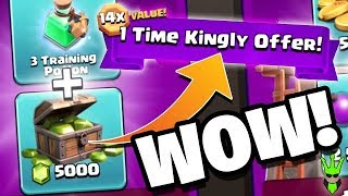 "THIS OFFER IS INSANE!! 5000 GEMS NEARLY FREE! - How To Clash Ep.10 - ""Clash of Clans"""