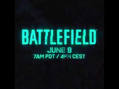 Battlefield 6 teaser trailer - June 9 reveal date